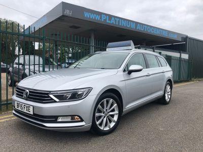 Volkswagen Passat Estate 2.0 TDI BlueMotion Tech SE DSG (s/s) 5dr