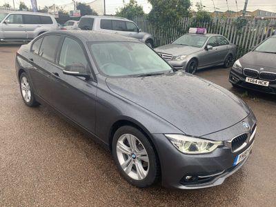 BMW 3 Series Saloon 1.5 318i Sport Auto (s/s) 4dr