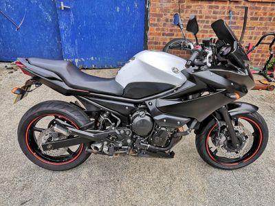 Yamaha XJ6 Unlisted
