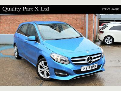 Mercedes-Benz B Class MPV 2.1 B200d Sport (Executive) 7G-DCT (s/s) 5dr