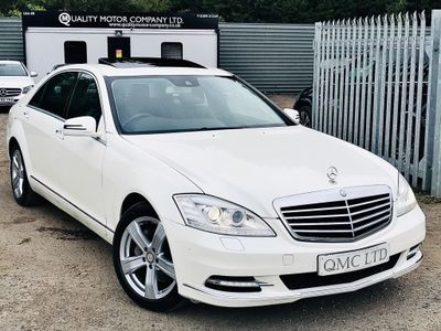 Mercedes-Benz S Class Other 3.5 S350 L 7G-Tronic 4dr