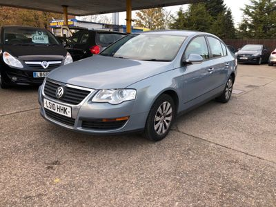 Volkswagen Passat Saloon 1.6 TDI BlueMotion Tech 2 4dr