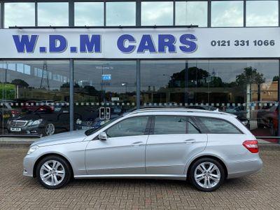 Mercedes-Benz E Class Estate 2.1 E220 CDI BlueEFFICIENCY Avantgarde 7G-Tronic Plus (s/s) 5dr