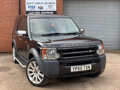 Land Rover Discovery 3 SUV 2.7 TD V6 SUV 5dr Diesel Manual (5 Seats) (249 g/km, 190 bhp)