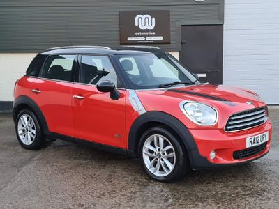 MINI Countryman SUV 2.0 Cooper D (Chili) ALL4 5dr