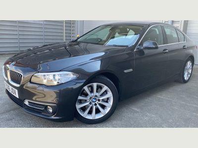 BMW 5 Series Saloon 2.0 520d Luxury 4dr