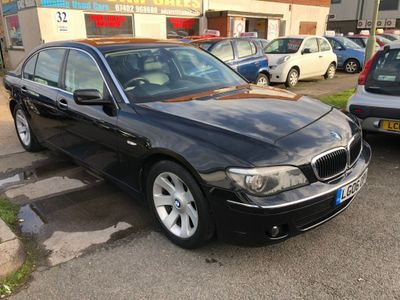 BMW 7 Series Saloon 740LI AUTO