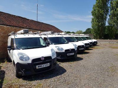 Fiat Doblo Panel Van 1.6 JTD MultiJet 16v L2 Maxi Panel Van LWB 4dr