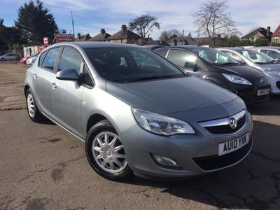 Vauxhall Astra Hatchback 1.7 CDTi S 5dr