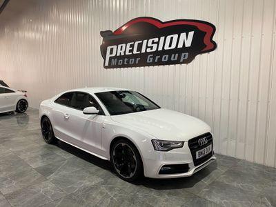 Audi A5 Coupe 2.0 TD Black Edition S Tronic quattro 2dr
