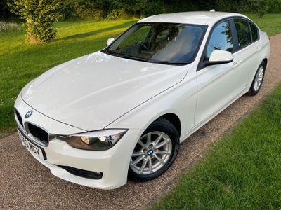 BMW 3 Series Saloon 2.0 320d ED EfficientDynamics Business (s/s) 4dr