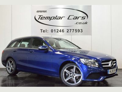 MERCEDES-BENZ C CLASS Estate 2.1 C220 CDI BlueTEC SE G-Tronic+ (s/s) 5dr
