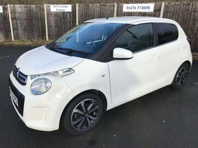 Citroen C1 Hatchback 1.2 PureTech Flair 5dr (EU5)