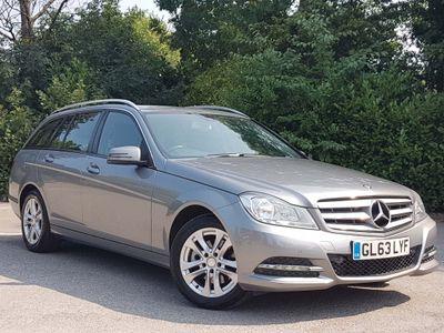 Mercedes-Benz C Class Estate 2.1 C220 CDI SE (Executive Premium) 7G-Tronic Plus 5dr