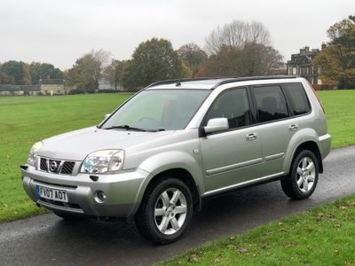 Nissan X-Trail SUV 2.2 dCi Aventura 5dr