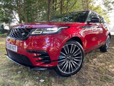 Land Rover Range Rover Velar SUV 2.0 D240 R-Dynamic HSE Auto 4WD (s/s) 5dr
