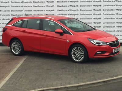 Vauxhall Astra Estate 1.4i Elite Sports Tourer 5dr