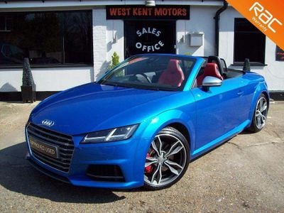 Audi TTS Convertible 2.0 TFSI Roadster S Tronic quattro (s/s) 2dr
