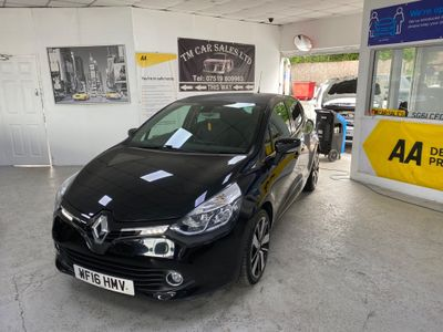 Renault Clio Hatchback 1.5 dCi ENERGY Iconic 25 Nav (s/s) 5dr