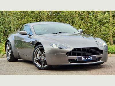 Aston Martin Vantage Coupe 4.7 V8 Sportshift 2dr (EU4)