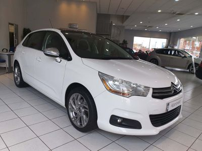 Citroen C4 Hatchback 1.6 HDi Selection 5dr
