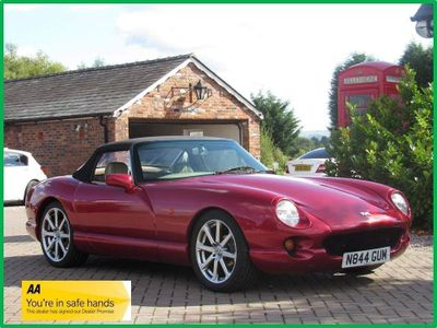TVR Chimaera Convertible 4.0 2dr