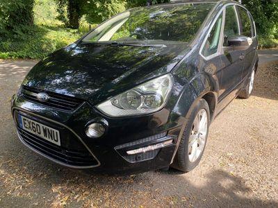 Ford S-Max MPV 2.0 EcoBoost Titanium Powershift 5dr