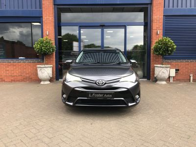 Toyota Avensis Estate 1.6 D-4D Business Edition Plus Touring Sports (s/s) 5dr