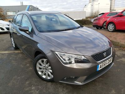 SEAT Leon Estate 1.6 TDI SE (Tech Pack) ST (s/s) 5dr