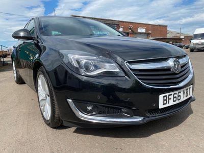 Vauxhall Insignia Hatchback 2.0 CDTi SRi Nav (s/s) 5dr