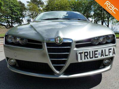 Alfa Romeo 159 Saloon 1.9 JTDM 16v Lusso 4dr