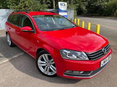 Volkswagen Passat Estate 2.0 TDI BlueMotion Tech Executive Style (s/s) 5dr
