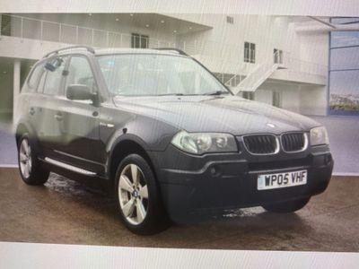 BMW X3 SUV 2.0d Sport 4WD 5dr
