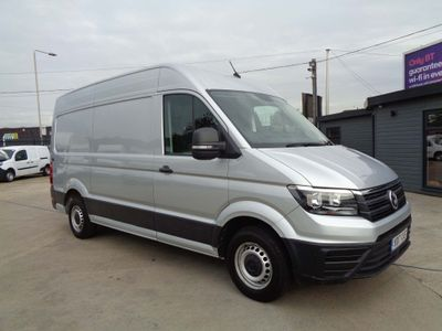 Volkswagen Crafter Panel Van 2.0 TDI CR35 BlueMotion Tech Startline FWD MWB High Roof EU6 (s/s) 5dr