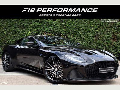 Aston Martin DBS Coupe 5.2 V12 BiTurbo Superleggera Auto (s/s) 2dr