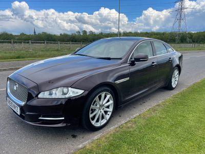 Jaguar XJ Saloon 3.0 TD V6 Premium Luxury 4dr