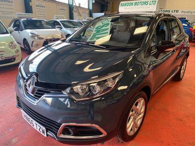 Renault Captur SUV 1.5 dCi Dynamique Nav (s/s) 5dr