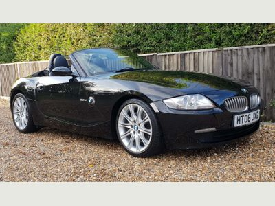BMW Z4 Convertible 3.0 si Sport Roadster 2dr