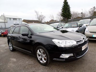 Citroen C5 Estate 2.0 HDi VTR+ 5dr
