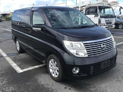 Nissan Elgrand MPV 3.5 X ULEZ friendly