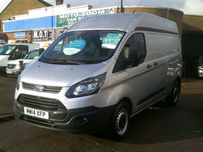 Ford Transit Custom Panel Van 2.2 TDCi 330 L2H2 5dr
