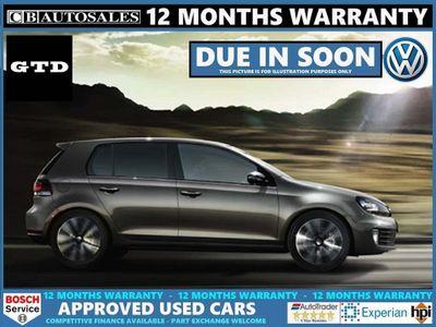 Volkswagen Golf Hatchback 2.0 TDI GTD 3dr