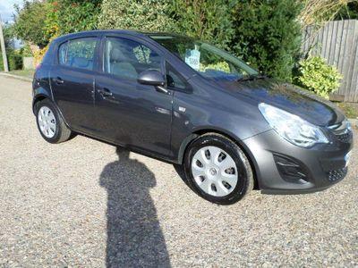 Vauxhall Corsa Hatchback 1.2 i 16v Exclusiv 5dr