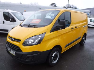 Ford Transit Custom Panel Van 2.2 TDCi 310 L2H1 5dr