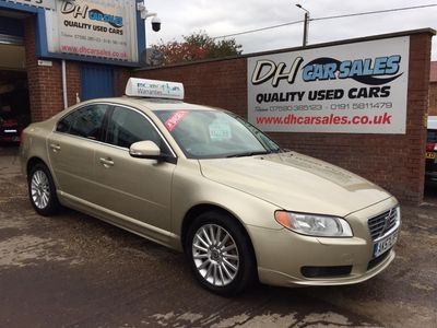 Volvo S80 Saloon 2.4 D SE Geartronic 4dr