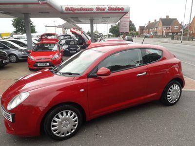 Alfa Romeo MiTo Hatchback 1.4 16v Junior 3dr