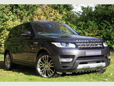 Land Rover Range Rover Sport SUV 3.0 SD V6 HSE Dynamic CommandShift 2 4X4 (s/s) 5dr