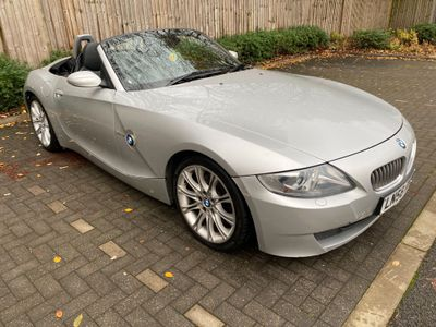 BMW Z4 Convertible 3.0 si Sport Auto 2dr