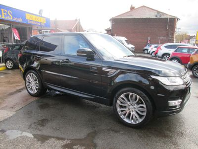 Land Rover Range Rover Sport SUV 2.0 SD4 HSE Auto 4WD (s/s) 5dr