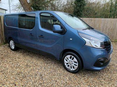 Renault Trafic Other 1.6 dCi ENERGY 29 Sport Crew Van (s/s) 5dr